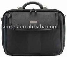 "pu fashion designed 15"" multifunction laptop bag notebook case"