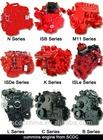 Cummins engine of M11,NT/NTA-855, KT/KTA/KTTA19,KT/KTA38, KTA/KTTA50, 4BT,6BT, C serials engine