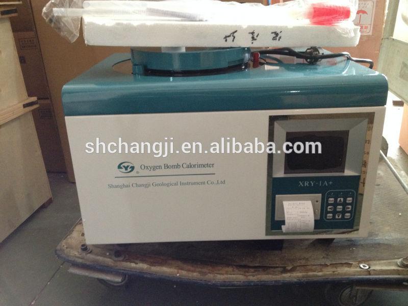 Calorimeter Bomb Manufacturer Automatic Bomb Calorimeter Oxygen Bomb Calorimeter Microprocessor