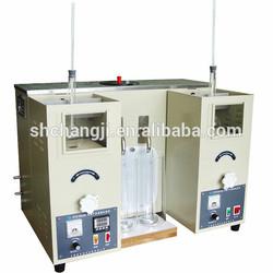 ASTM D86 double units Petroleum Products Distillation apparatus equipment machine