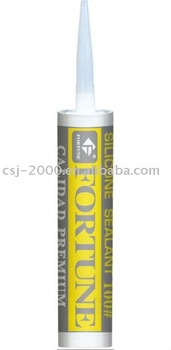 F-100 High Performance General Purpose Neutral Silicone Sealant(adhesive)