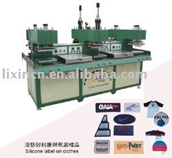 clothes label maker machine