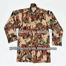 Digital Camouflage BDU Military uniform