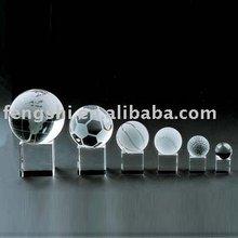 2014 Crystal Ball,crystal ball centerpiece,glass ball