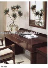Study desk(Malaysia rubber wood HB-165)