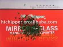 Decorative Crushed dark green glass cullet