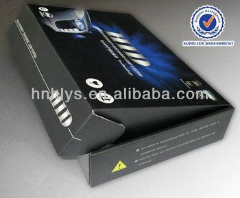 2014 Custom LED/ HID Folding Carton