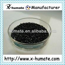 100% SOLUBLE SUPER POTASSIUM HUMATE SHINY FLAKES organic foliar fertilizer,liquid fertilizer