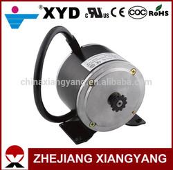 XYD-6D 36v 48v DC Brush Motor 24volt