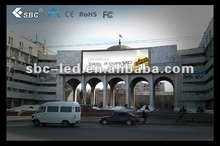 P16 LED screen for advertising