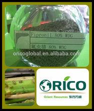 Fipronil Liquid 20%SC, 5%SC, 97%TC, 95%TC, 80%WG Guangdong Insecticide