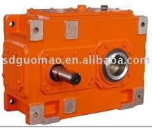 P series reduction gear mechanism
