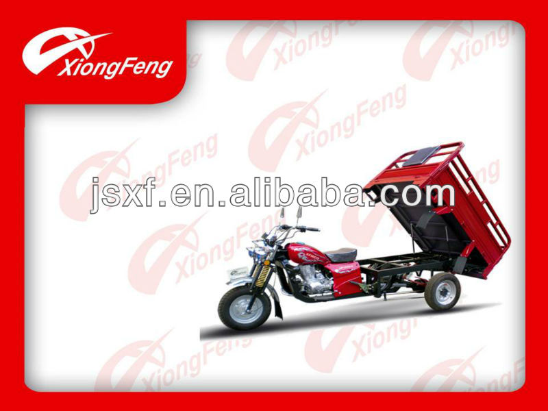Cargo Tricycle,three wheel motorcycle,front six shock absorber