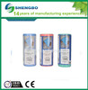 Blue Green Red Roll Form Kitchen Cloth