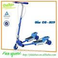 3 tekerlekli scooter plastik vücut parçaları üç tekerlekli kick scooter