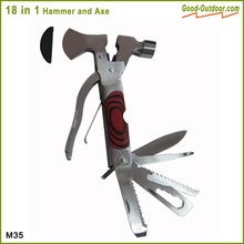 Survival stainess steel multi tool