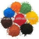 iron oxide cement colour