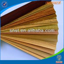 Wood Grain Aluminium Blind Slat for Venetian Blinds
