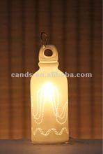 Milk Bottle Home Ceramic Art Desk Lighting Osram Metal Halide Lamp