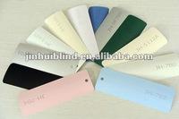 50mm white color aluminum venetian slats