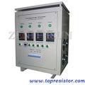 portátil banco de carga resistiva 100kw 415v para el generador de pruebas