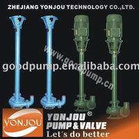 NL Semi-submersible Slurry Pump/ 20~180m3/h flow capacity