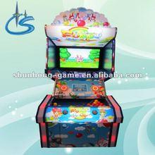 Funny Ball simulator ticket game machine