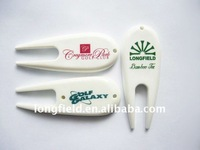 Plastic Golf Pitch Mark