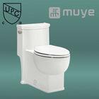 Siphonic One Piece Elongated UPC Ceramic Toilet MY-2151