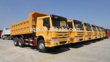 20ton-50ton HOWO Dump Truck High Loading 6x4 tipper truck