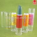 de hecho en taiwán embalajescosméticos de lápiz de labios