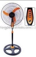 2016Home Appliances good quality long lifetime elegant design 18 inch stand fan