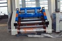 adsorption type corrugated cardboar single facer machine