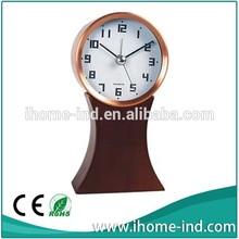 travel alarm clock/travel clock alarm