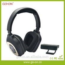 RF wireless headphone for home audio,TV,DVD,VCD,PC