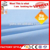 Newtest design 100% Cotton Yarn-dyed Stripe Fabric
