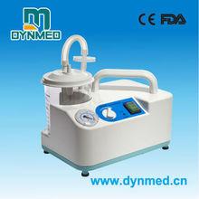 hospital portable phlegm suction unit 15L/min DSU-9EA
