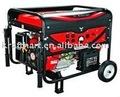 Generador de gasolina KH-YH1200 / 1800 / 2500 / 3000 / 3600 / 3800 / 6500 / 7500 / 9500