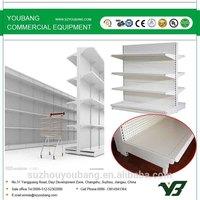 powder coating standard supermarket shelving