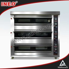 Bead Electric Industrial Bakery Oven Prices/French Bakery Names/Gas Bakery Equipment