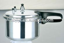 4L Aluminium Polished Pressure Cooker
