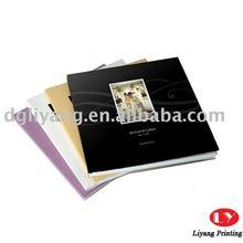 Accept custom printing new design wedding book