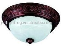 Plastic ceiling light cover