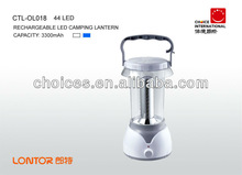 2013 LONTOR brand Rechargeable LED Camping Lantern