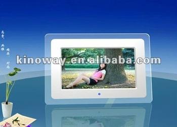 10.2 inch wall mount digital photo frame