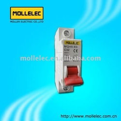 Hot Selling CB approval DZ47-63 Mini Circuit Breaker/MCB