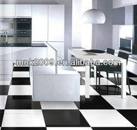 livingroom super black tile 24x24 porcelain floor tile