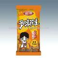 envasado de alimentos snack bolsas