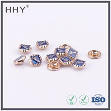 Rhinestone Advanced Clothing Jeans Buttons Wholesale