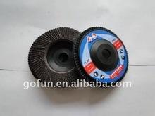 Alumina Abrasive flap disc